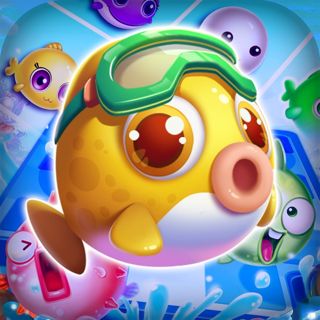 Charm fish mania match 3 quest in ocean games on the app for Fish mania game