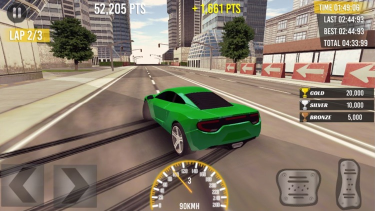 New City Fast Car Racing screenshot-1
