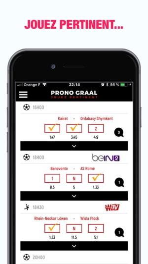 Prono app
