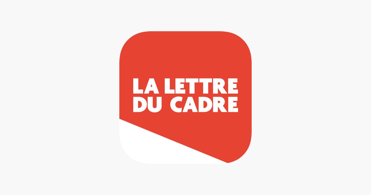 App Store La Lettre Du Cadre