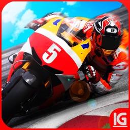Moto GP 2018 Racing Simulator