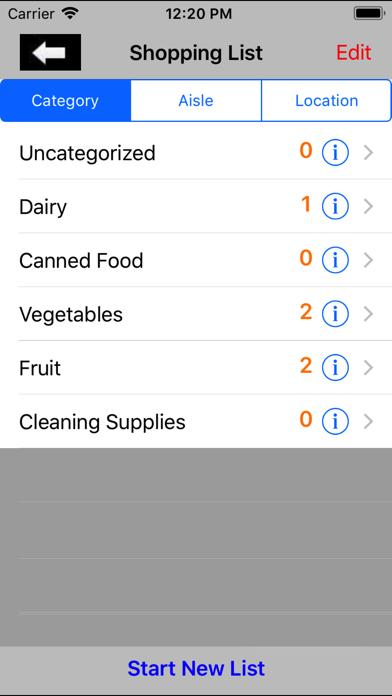 AccuShop screenshot four
