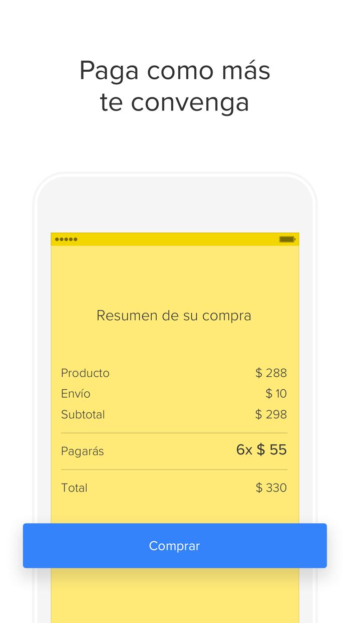 Mercado Libre Screenshot