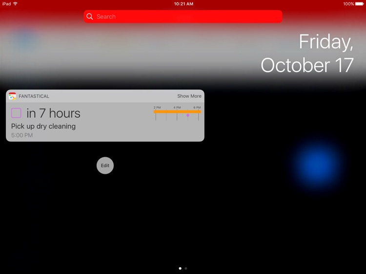 Fantastical 2 for iPad screenshot-3