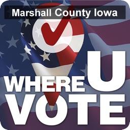 WhereUVote IA - Marshall