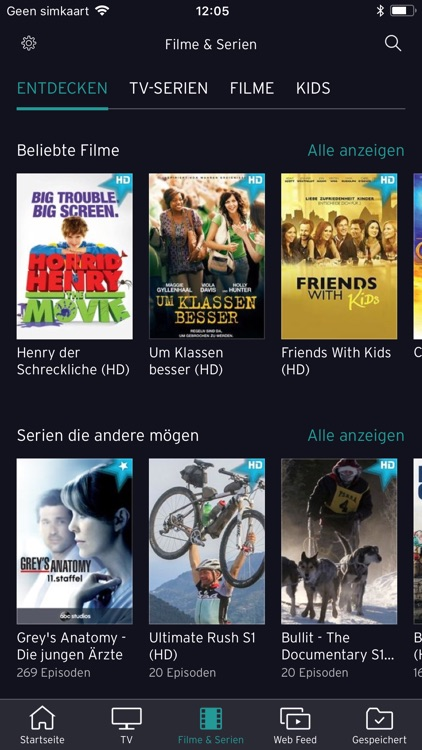 upc tv Schweiz screenshot-3