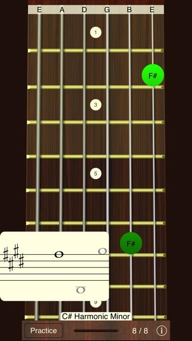 Guitar Sight Reading Trainer review screenshots