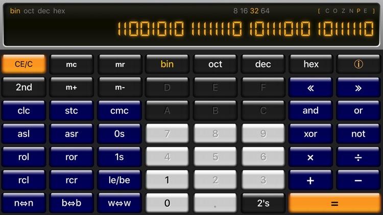 devCalc