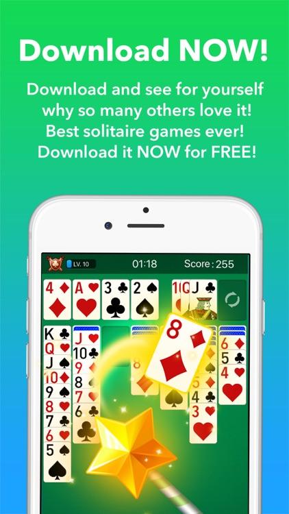 Solitaire - Classic Card Games screenshot-4