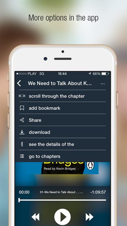 Audioteka - audiobooks screenshot-3