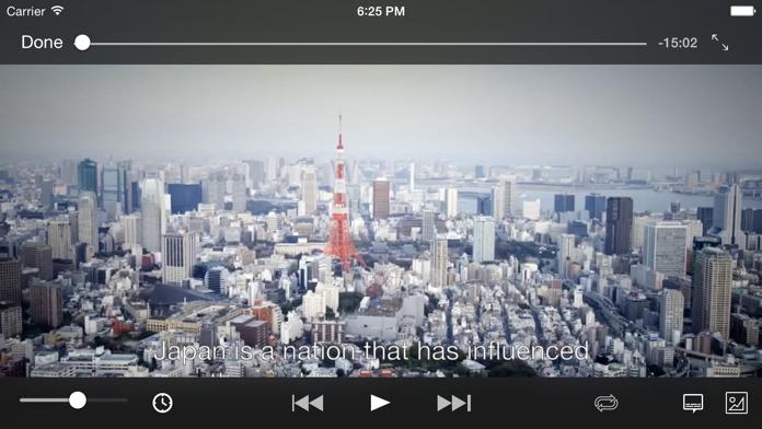 VLC for Mobile Screenshot
