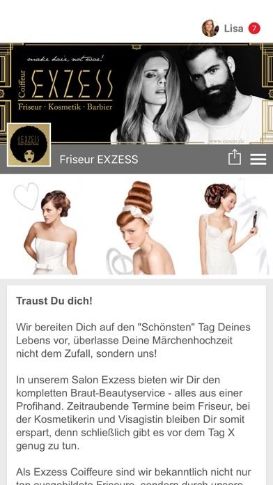 Friseur EXZESSScreenshot von 1