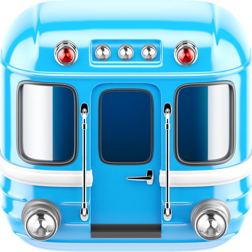 Subway Train Simulator 2D