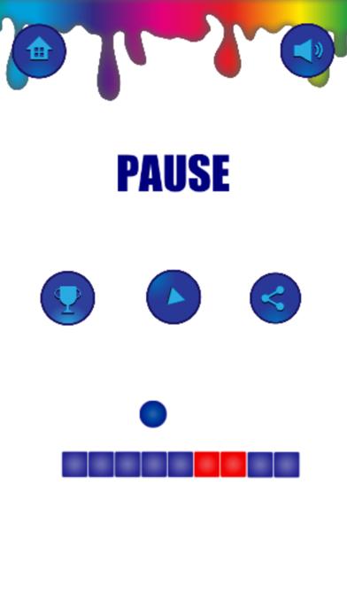 Bounce Color Hero screenshot four