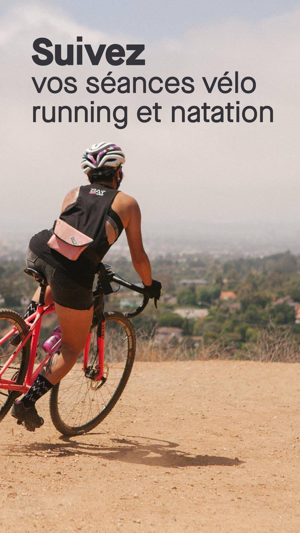 Strava - Vélo et course à pied Capture d'écran