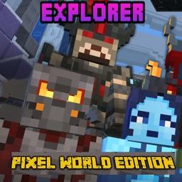 Explorer- Pixel World Version