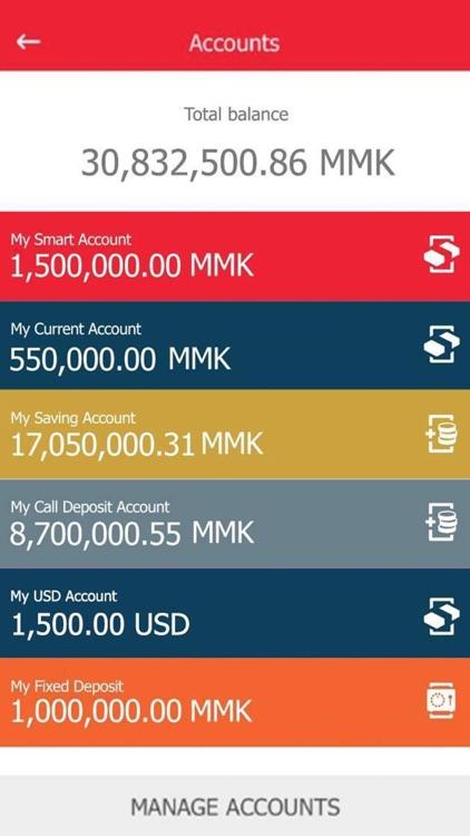 Yoma Bank - Mobile Banking screenshot-3