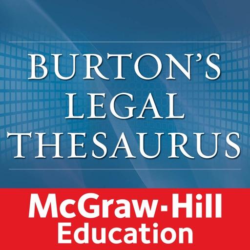 Burton's Legal Thesaurus