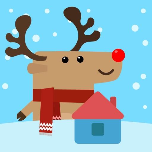 AR Christmas House