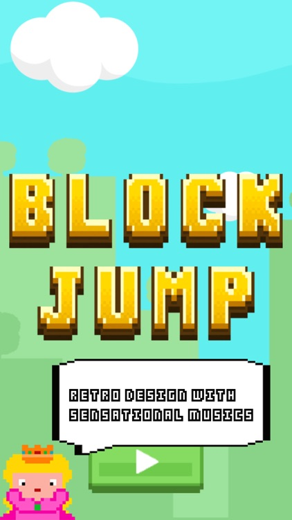 BlockJump - The Adventure screenshot-0