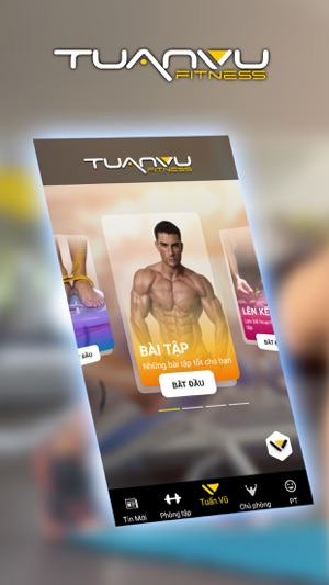 TuanVu Fitness