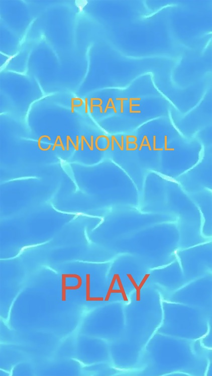 Pirate Cannonball