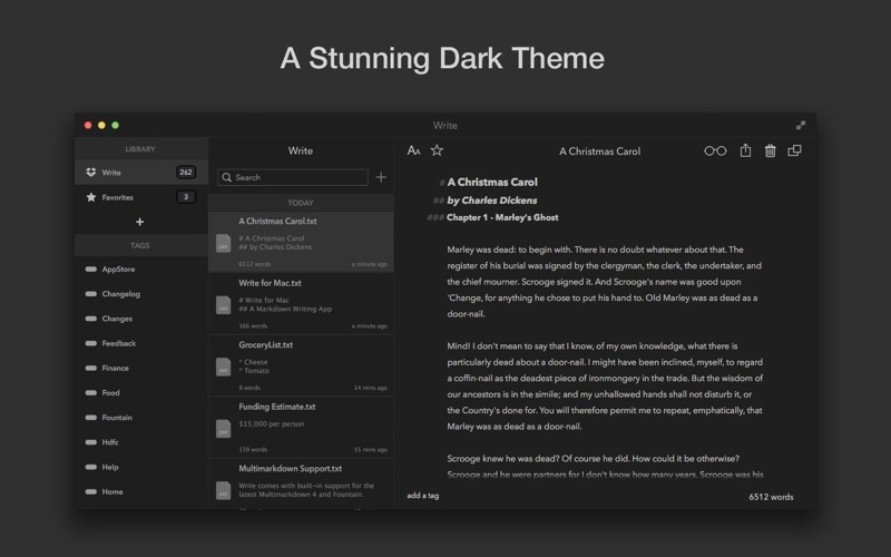 Write - Best Note Taking App screenshot 3