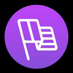 Ícone do app FlagSwitcher