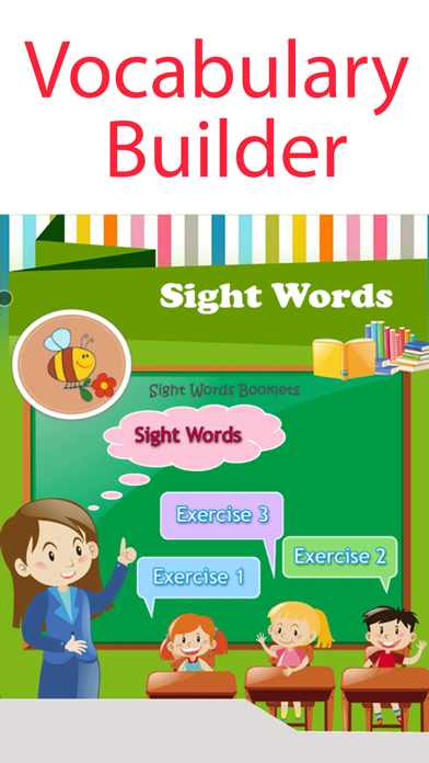 Reading Sight Words Dolch List screenshot two