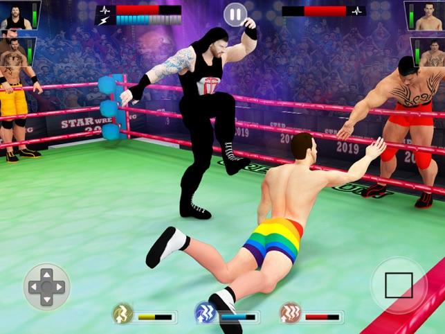 Real Wrestling Revolution 3d on the App Store