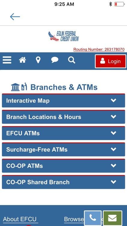 Eglin Federal CU screenshot-3