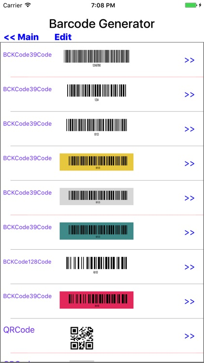 Barcode Generator screenshot-2