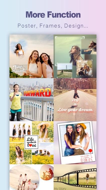 Photo Collage - Perfect Image screenshot-4