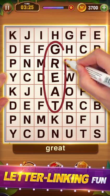 Word Blitz - Crossword Puzzle screenshot-4