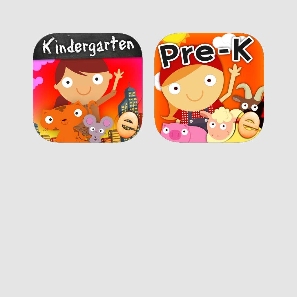 Animal Math Kindergarten, Pre-K, and Preschool Educational Games for Kids