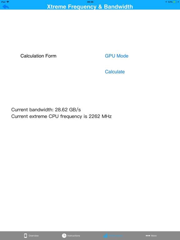CPU DasherX Screenshots