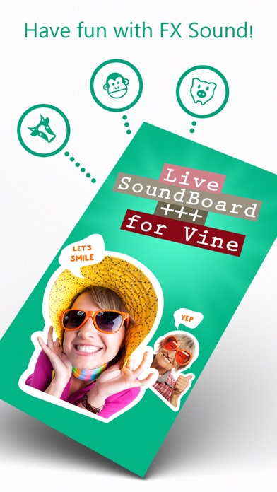 iLife soundboard & FX Voice