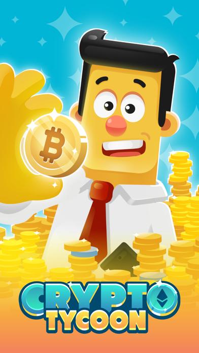 Idle Crypto Tycoon screenshot one
