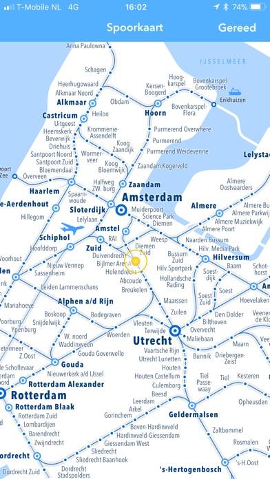 Rails NL Screenshot