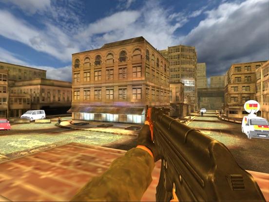 VR Top Frontline Lone Elite Military Game screenshot 6