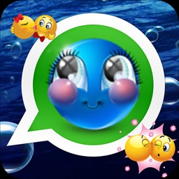 iSticker App. Send Stickers in iMessage Chat.