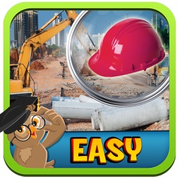 Construction Zone Hidden Objects Game