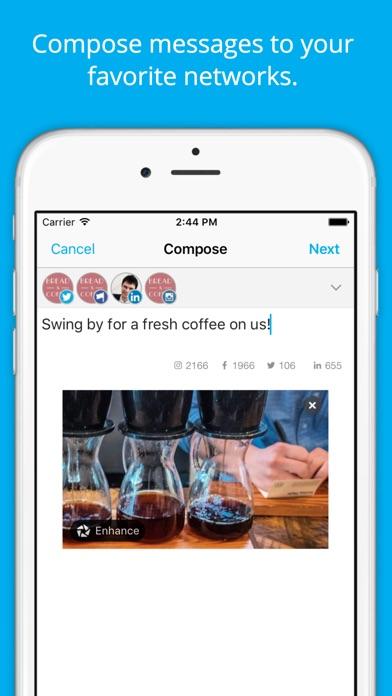 Hootsuite review screenshots