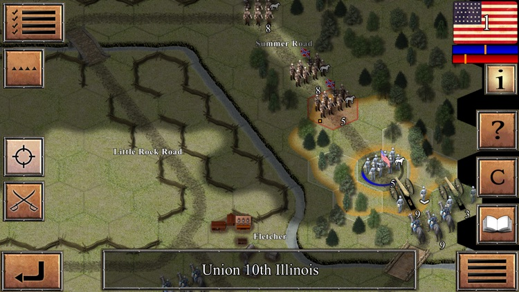 Civil War: 1863 screenshot-4