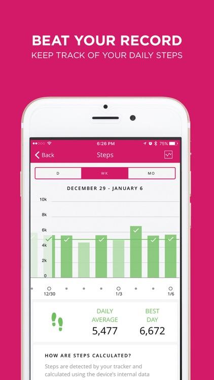 Project Nursery SmartBand screenshot-4