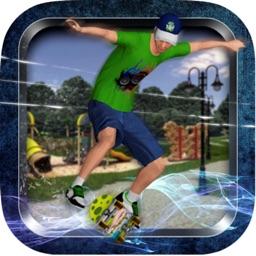 Skateboard Stunt Runner 2017 Free