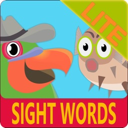 ParrotFish Sight Words and Reading Games LITE