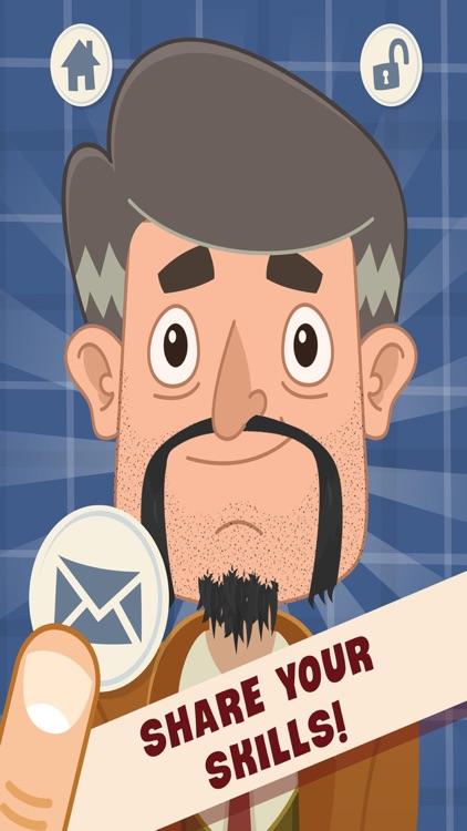 Barbershop Shave Salon & Spa Game For Kids screenshot-4