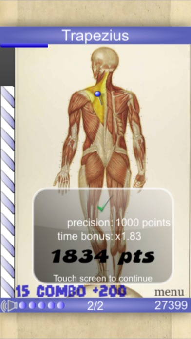 Screenshot for Speed Muscles MD in Denmark App Store