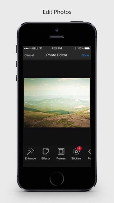Photobucket - Backup & Print Shop app image